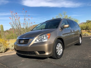 794e412588 2009 Honda Odyssey EX-L for Sale in Phoenix