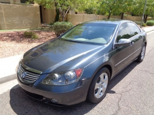 Used Acura RL For Sale Search Used RL Listings TrueCar - Used acura rl for sale