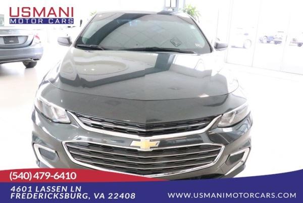 2017 Chevrolet Malibu in Fredericksburg, VA
