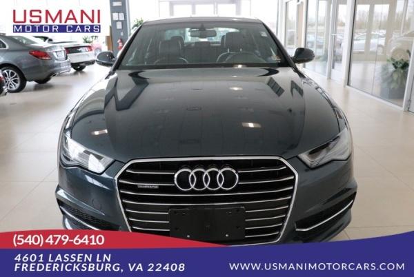 2016 Audi A6 in Fredericksburg, VA