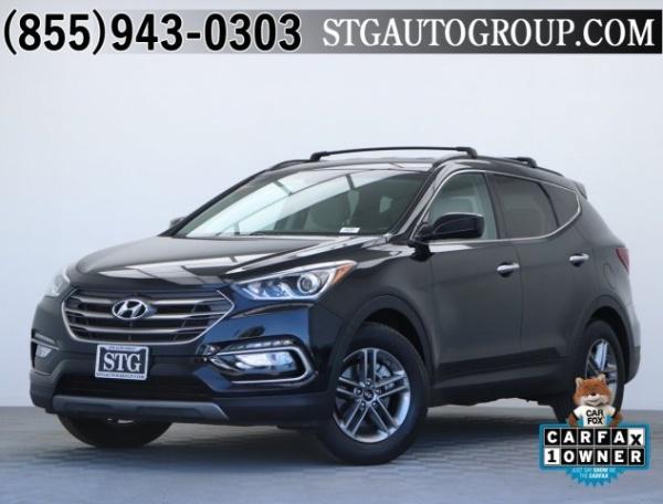 2017 Hyundai Santa Fe Sport in Garden Grove, CA