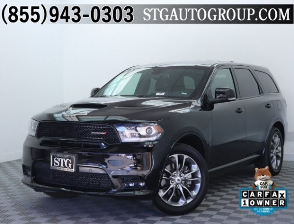 2019 Dodge Durango in Garden Grove, CA