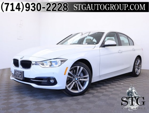 2017 BMW 3 Series in Garden Grove, CA