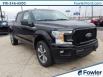 2019 Ford F-150 XL SuperCrew 5.5' Box 4WD for Sale in Tulsa, OK