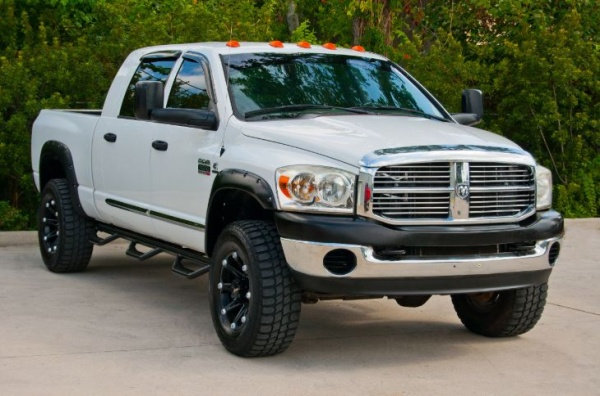 2008 Dodge Ram 3500 Unknown