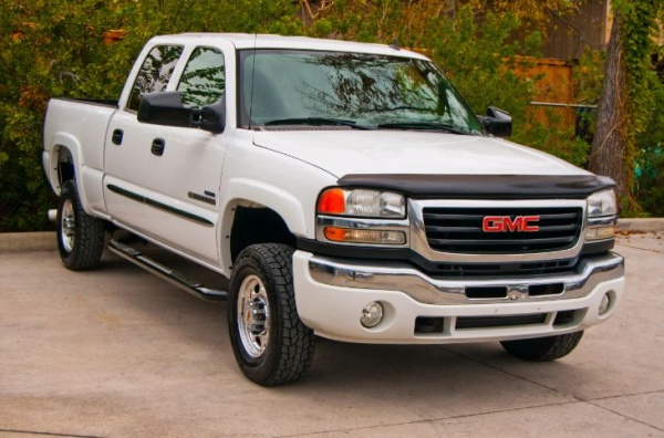 2006 GMC Sierra 2500HD SLE2