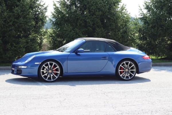 2006 Porsche 911 Carrera S Cabriolet For Sale In Noblesville In