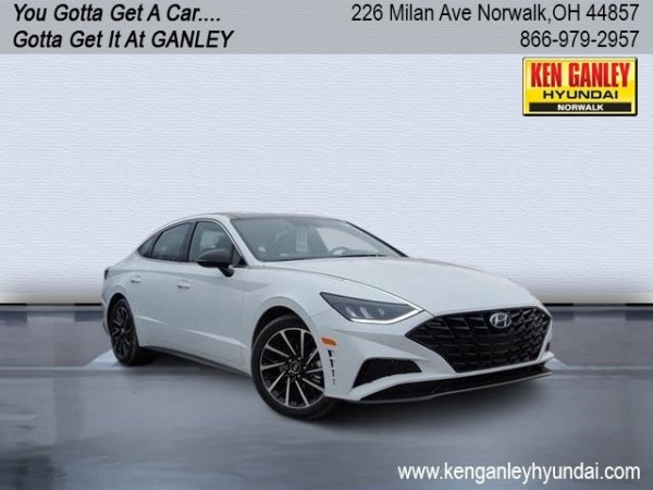 2020 Hyundai Sonata in Norwalk, OH
