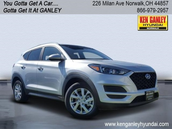 2019 Hyundai Tucson in Norwalk, OH