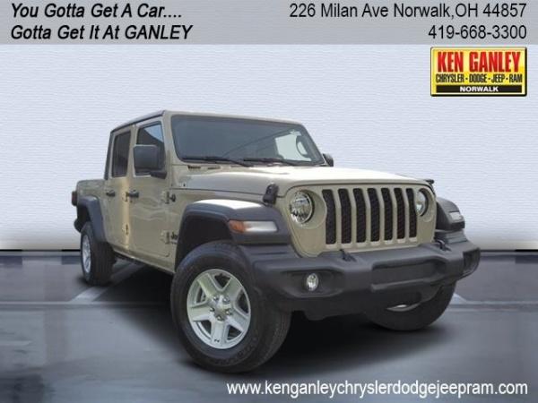 2020 Jeep Gladiator in Norwalk, OH