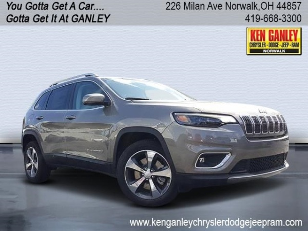 2020 Jeep Cherokee in Norwalk, OH