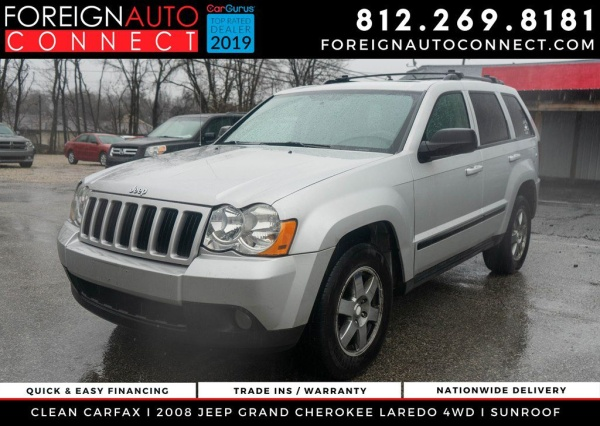 2008 Jeep Grand Cherokee in Bloomington, IN