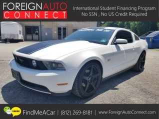 Used 2010 Ford Mustang Gt Coupe For In Bloomington
