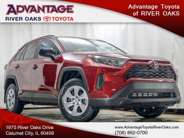 2020 Toyota RAV4 in Calumet City, IL