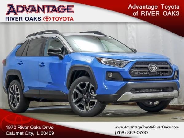 2019 Toyota RAV4 in Calumet City, IL