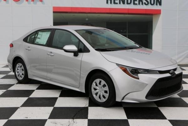 2020 Toyota Corolla in Henderson, NC