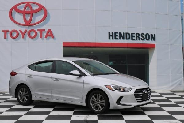 2018 Hyundai Elantra in Henderson, NC