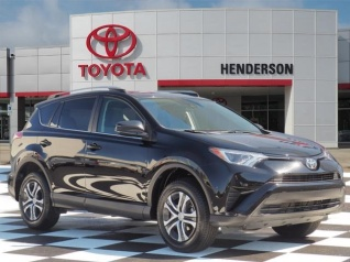 2017 Toyota RAV4 LE FWD for Sale in Henderson, NC