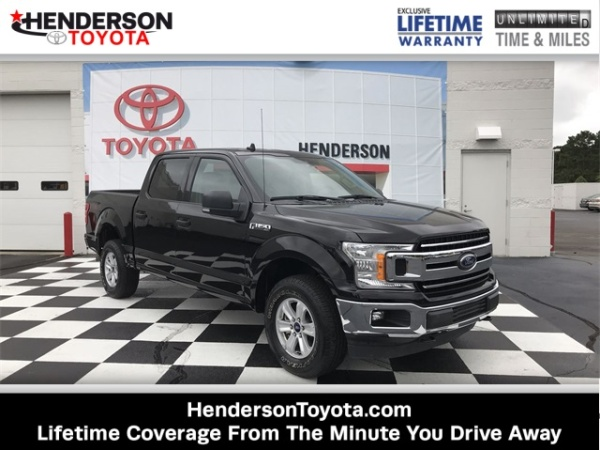 2019 Ford F-150 in Henderson, NC