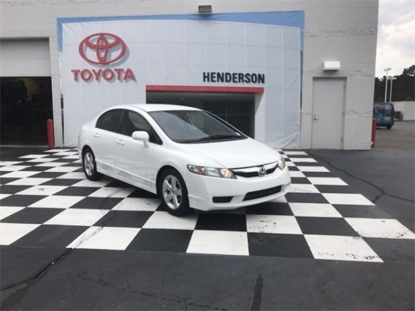 2011 Honda Civic in Henderson, NC