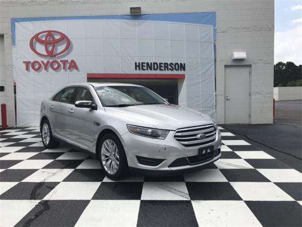 2018 Ford Taurus in Henderson, NC