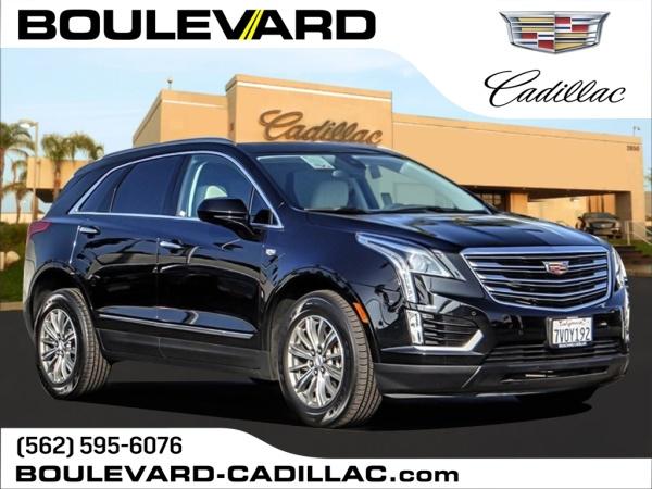 2017 Cadillac XT5 in Signal Hill, CA