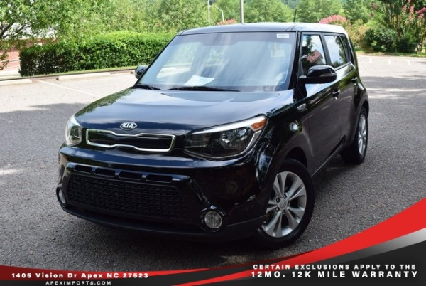 Kia Fayetteville Nc >> Used Kia Soul For Sale In Fayetteville Nc 194 Cars From