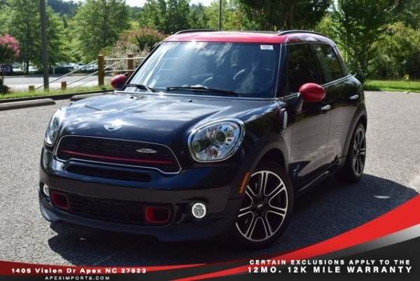2016 MINI Countryman John Cooper Works ALL4