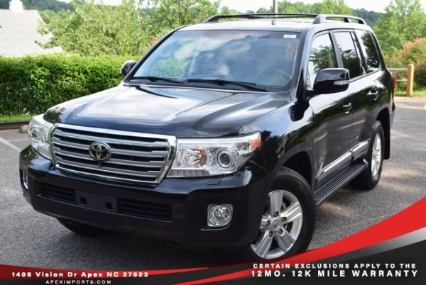 Craigslist Raleigh Cars And Trucks By Owner >> Used Toyota Land Cruiser For Sale In Raleigh Nc 6 Cars
