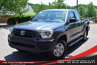 Used Toyota Tacomas for Sale in Fayetteville, NC | TrueCar