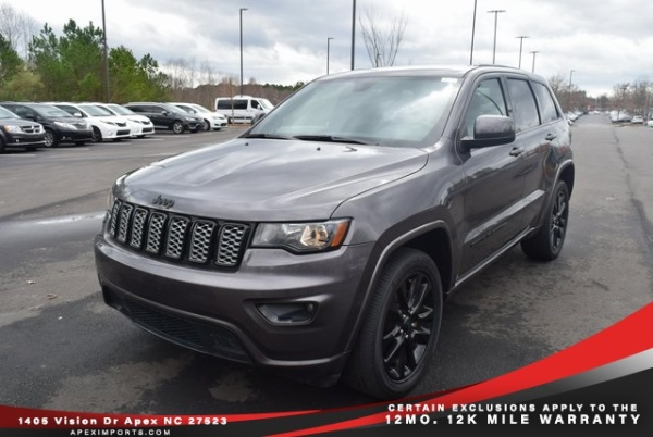 2017 Jeep Grand Cherokee in Apex, NC
