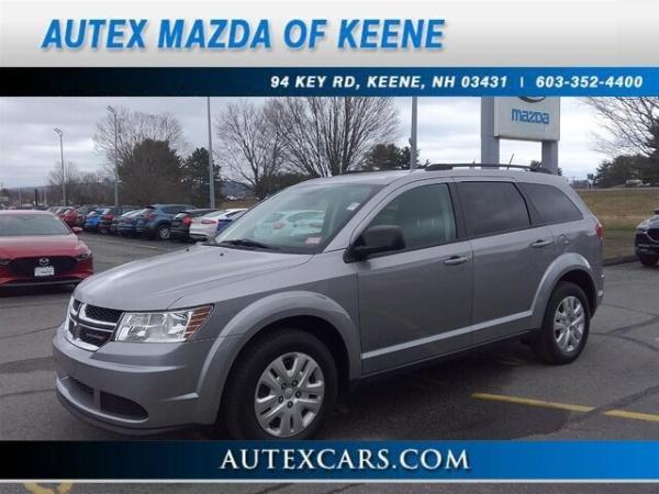 2017 Dodge Journey in Keene, NH