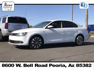 2017 Volkswagen Jetta Hybrid Sel Premium Sedan Dsg For In Peoria Az