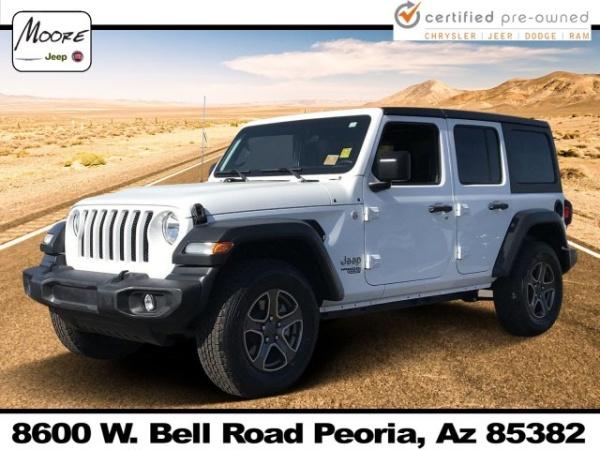 2018 Jeep Wrangler in Peoria, AZ