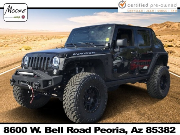 2016 Jeep Wrangler in Peoria, AZ