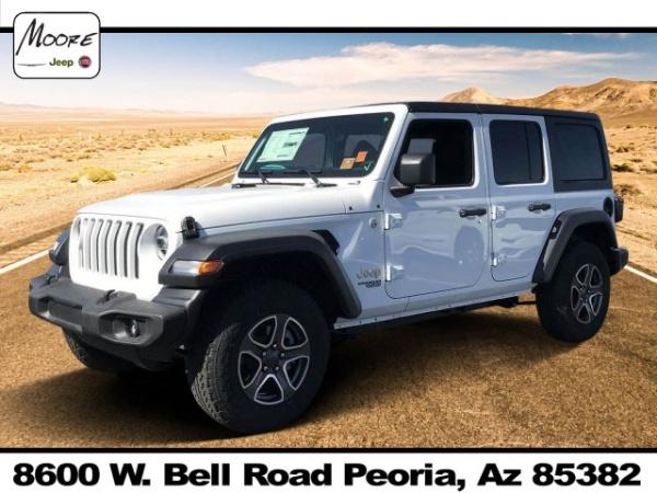 2020 Jeep Wrangler in Peoria, AZ