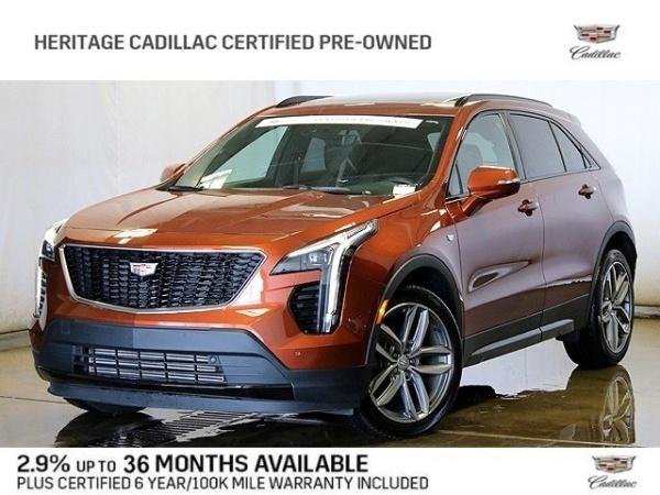 2019 Cadillac XT4 in Lombard, IL