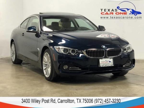 2015 BMW 4 Series in Carrollton, TX