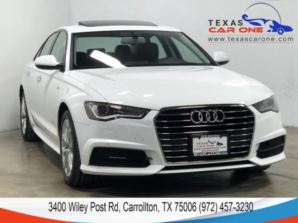 2017 Audi A6 in Carrollton, TX