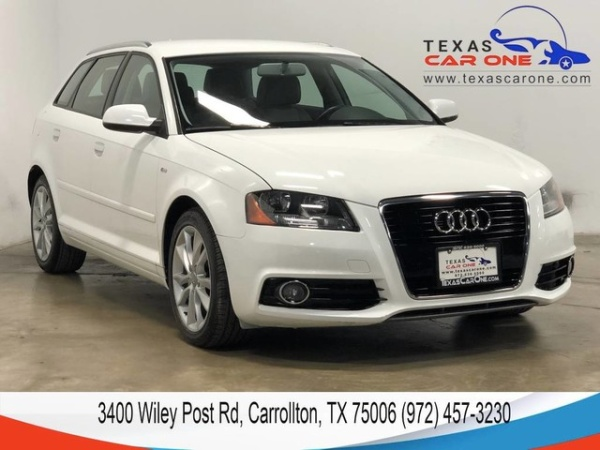 2013 Audi A3 in Carrollton, TX