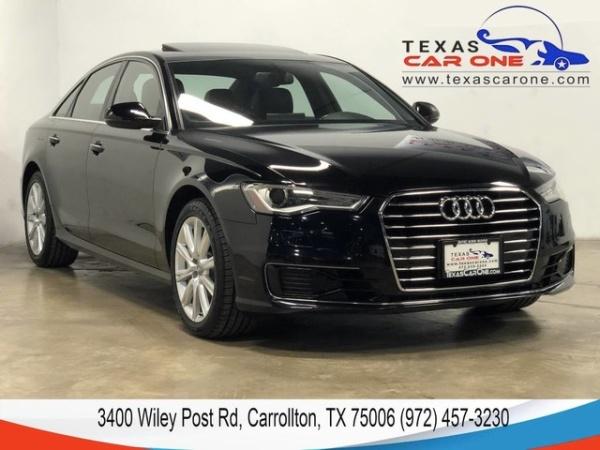 2016 Audi A6 in Carrollton, TX