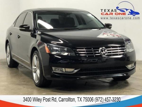 2015 Volkswagen Passat in Carrollton, TX