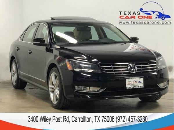 2013 Volkswagen Passat in Carrollton, TX