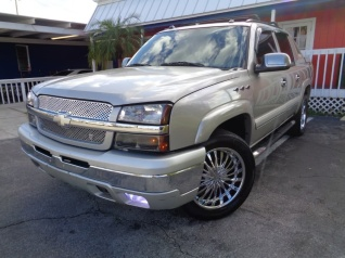 Used Chevy Avalanche >> Used Chevrolet Avalanche For Sale In Brandon Fl 11 Used Avalanche