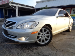 Used 2007 Mercedes Benz S Class S 550 Sedan RWD For Sale In Orlando