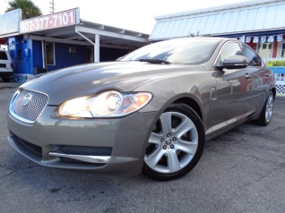 Used 2011 Jaguar XF Sedan For Sale In Orlando, FL