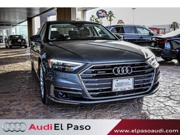 2019 Audi A8 in El Paso, TX
