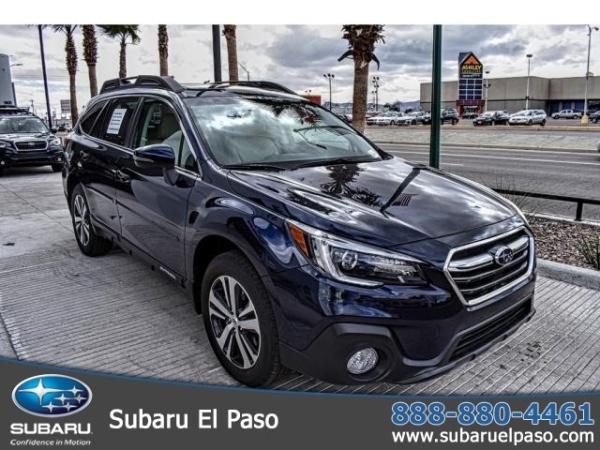 2018 subaru outback 2 5i limited for sale in el paso tx truecar truecar