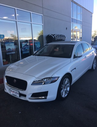Used 2015 Jaguar XF Premium I4 Turbo RWD For Sale In El Paso, TX
