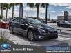 2019 Subaru Legacy 2.5i Premium for Sale in El Paso, TX